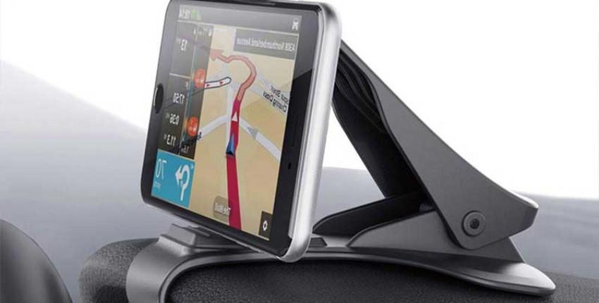 Универсальный регулируемый автомобильный держатель для телефона