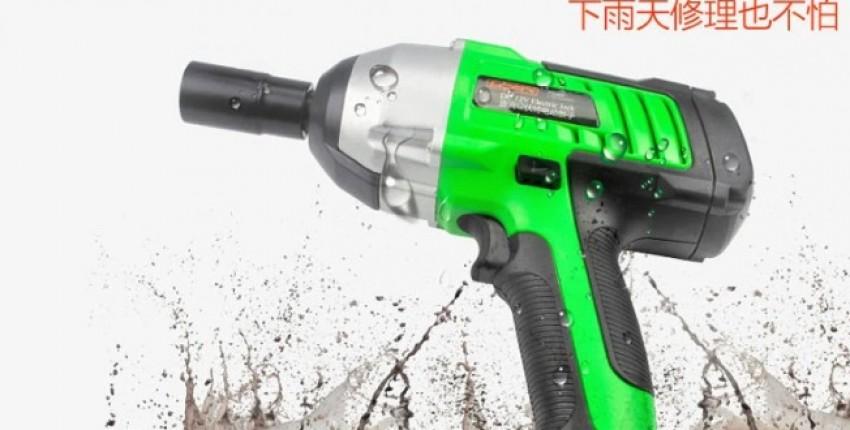 Ударный гайковерт. Электрический гаечный ключ Dc 12 В автомобильный ударный - отзыв покупателя