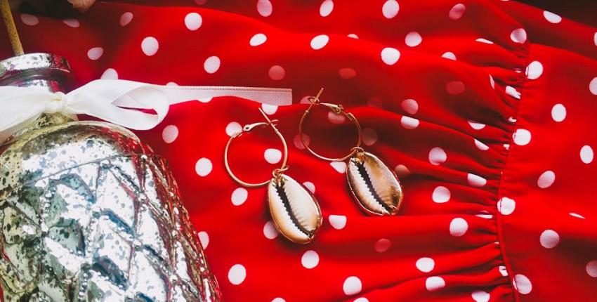 Модные серьги-ракушки. Не только летний вариант.