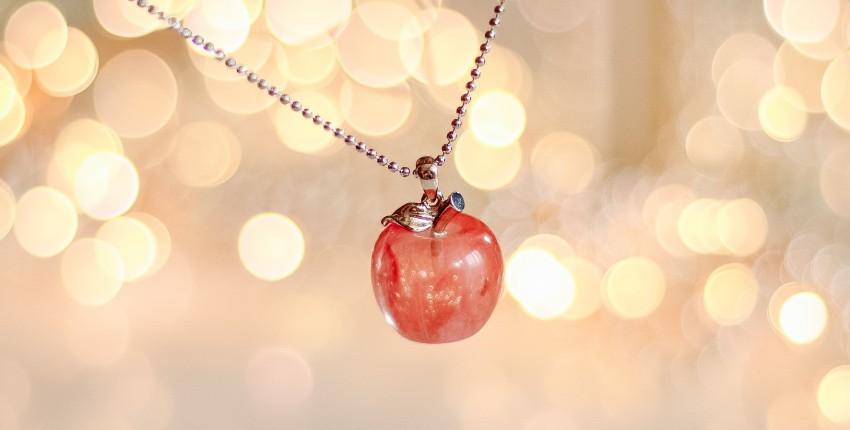 Кулон - яблочко CSJA - отзыв покупателя