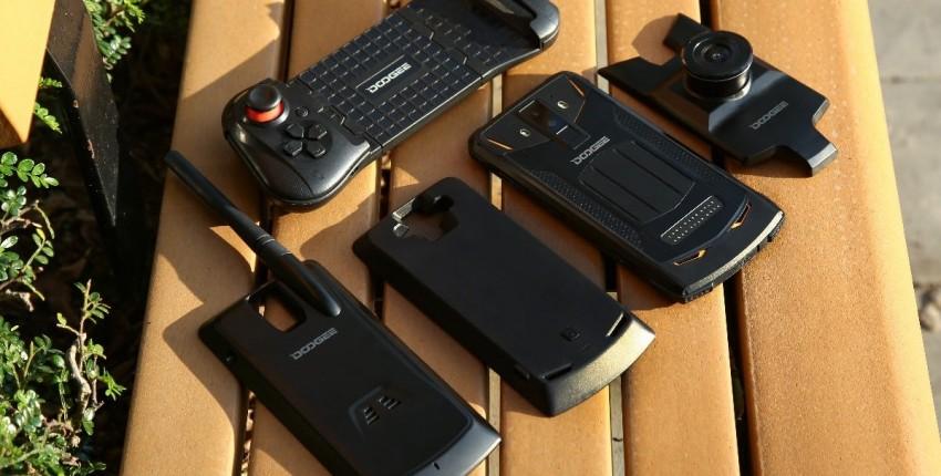 DOOGEE S90 модульный смартфон Распродажа на AliExpress, которую все ждали 11.11 - отзыв покупателя