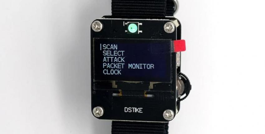"Часы для ""хакеров"" DSTIKE WiFi Deauther Watch - отзыв покупателя"