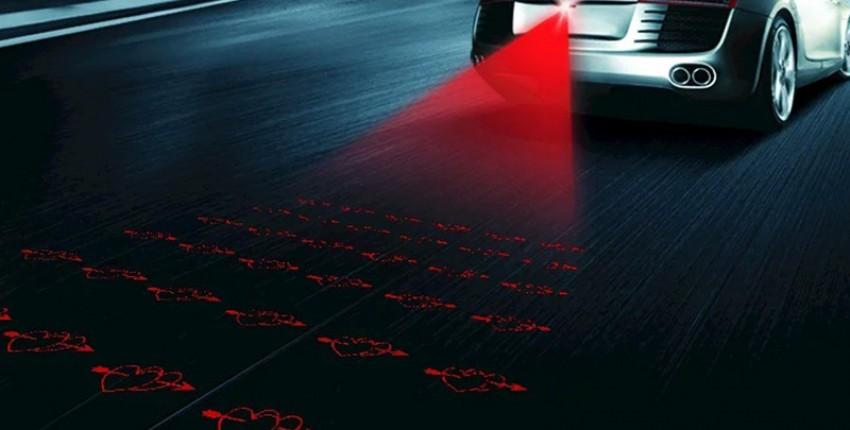 Автомобиль противотуманный лазер - отзыв покупателя