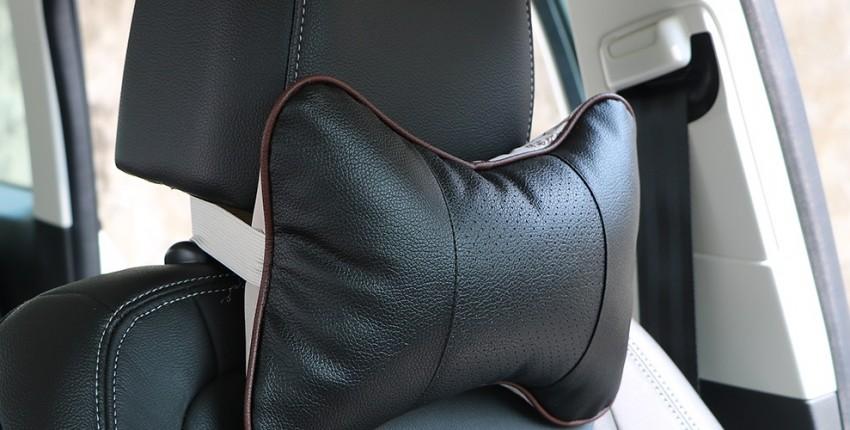 Подушка под шею водителя на автомобиль. - отзыв покупателя
