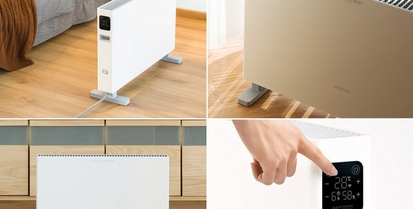 XIAOMI SMARTMI электрический обогреватель - отзыв покупателя