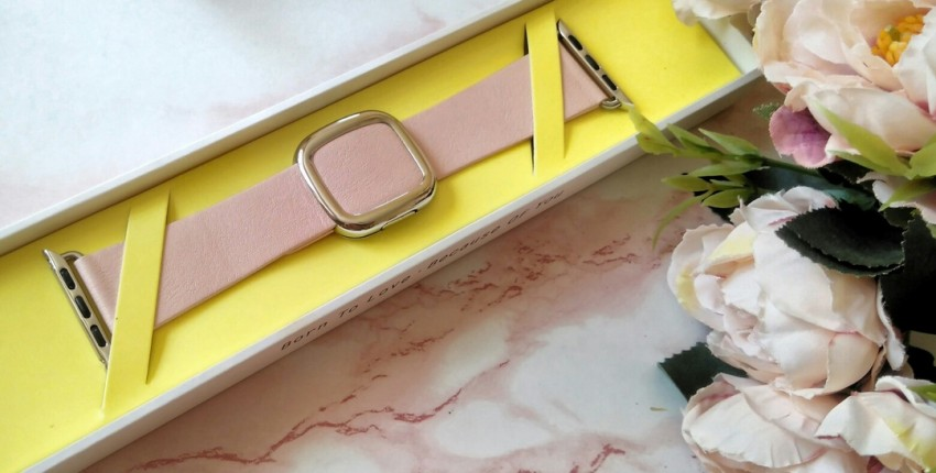 Сменный кожаный ремешок для Apple Watch Sport и для Apple Watch Edition от бренда ELEXUS. - отзыв покупателя