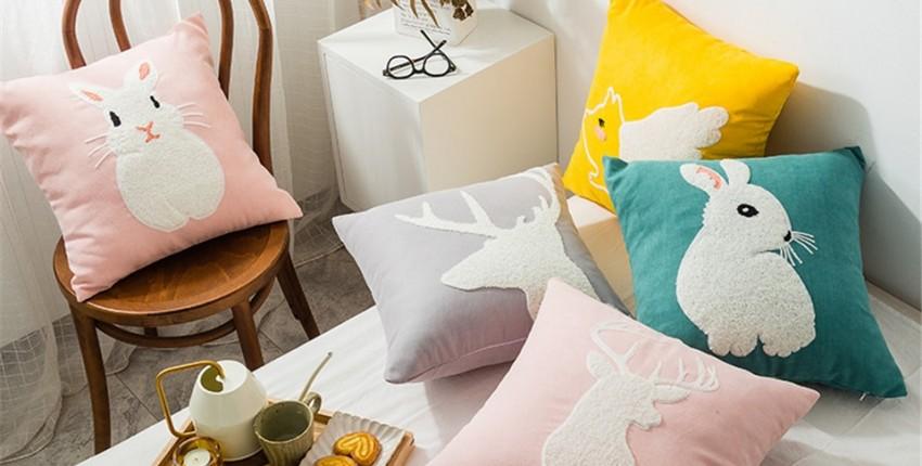 Подборка наволочек для  декоративных подушек - отзыв покупателя