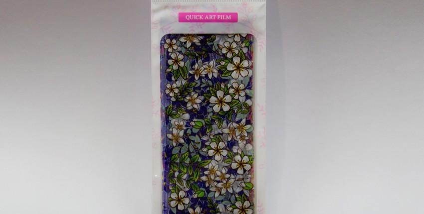 Красивые цветочные наклейки для ногтей - отзыв покупателя