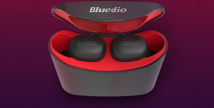 Bluedio T-elf мини TWS наушники - отзыв покупателя