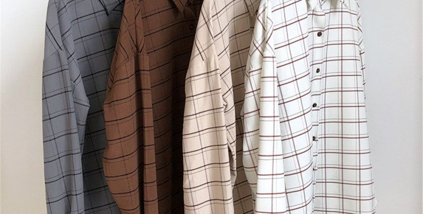 Подборка стильных рубашек в клетку - отзыв покупателя