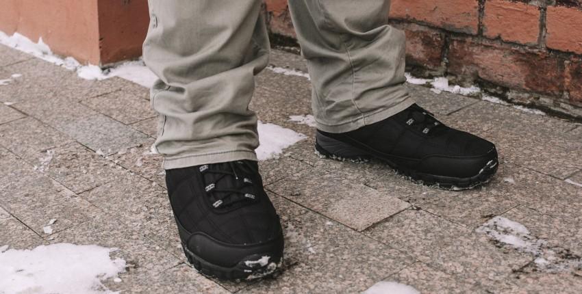 Мужские зимние ботинки от GOGC - отзыв покупателя