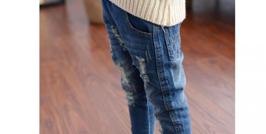 Детские джинсы - отзыв покупателя