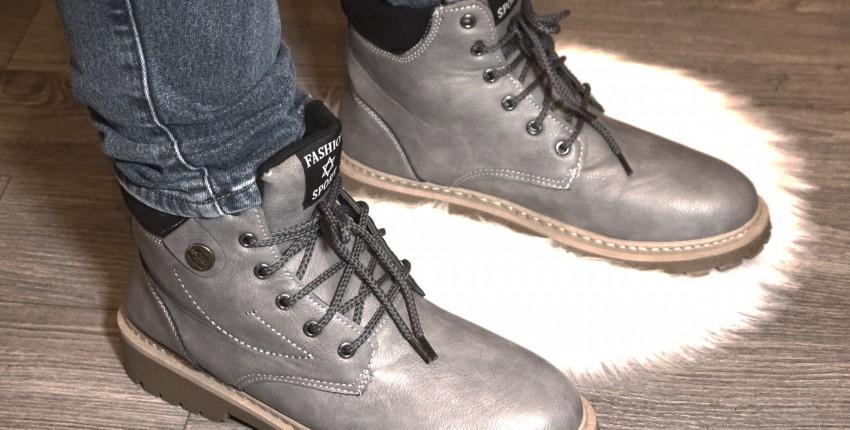 Годные ботинки за бюджетную стоимость, на вид выглядят дороже чем на самом деле. - отзыв покупателя