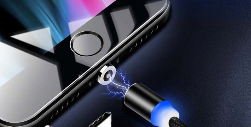 Магнитный usb-кабель для быстрой зарядки - отзыв покупателя