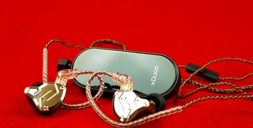 xDuoo XQ-25: портативный усилитель для наушников c ЦАП, Bluetooth 5.0 и NFC - отзыв покупателя