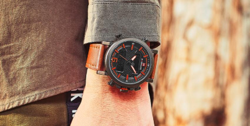 Подборка стильных и недорогих мужских часов с Алиэкспресс