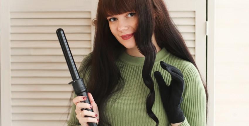 Плойка для волос Lisapro 6 в 1  видео - отзыв покупателя