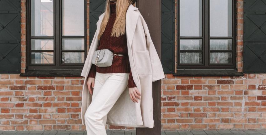 Белые джинсы-бойфренды с Алиэкспресс - отзыв покупателя