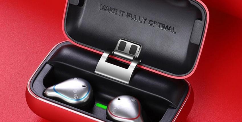 Распродажа на AliExpress скидки, купоны Беспроводные наушники TWS V5.0 Bluetooth - отзыв покупателя
