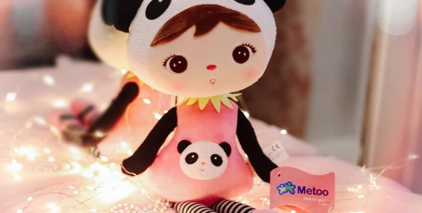 Прелестная куколка Metoo - отзыв покупателя