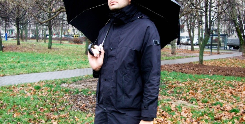 Межсезонная куртка Pioneer Camp - отзыв покупателя