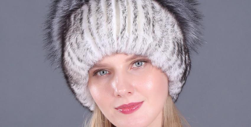 Шикарные шапки из кролика рекс с Алиэкспресс всего за 800 рублей
