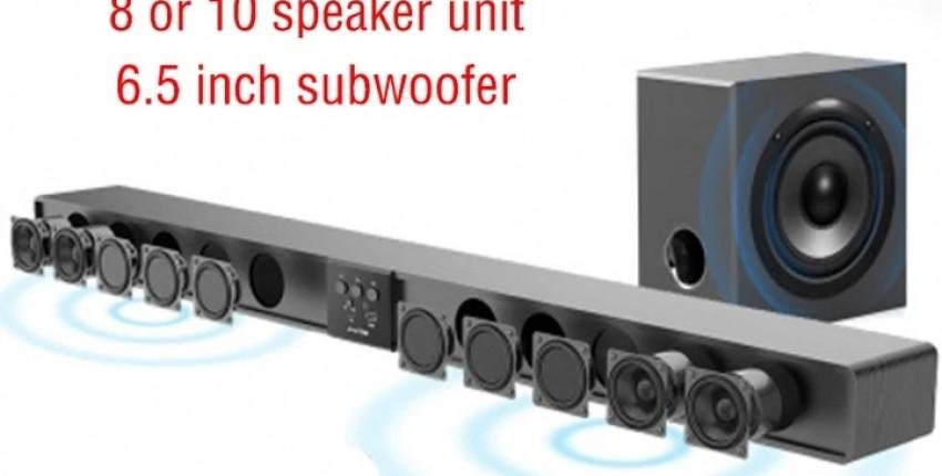 Недорогой саундбар с качественным звуком Amoi - отзыв покупателя