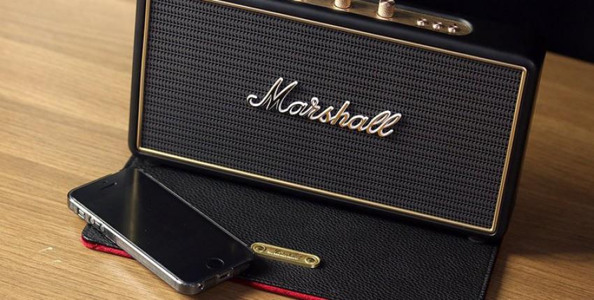 Marshall Stockwell для ценителей качественного звука - отзыв покупателя