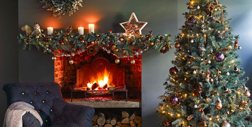 Рождественские украшения для дома - отзыв покупателя