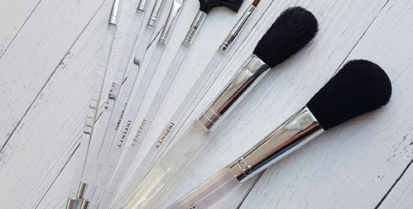 Кисти для макияжа от 300 рублей с Алиэкспресс - отзыв покупателя