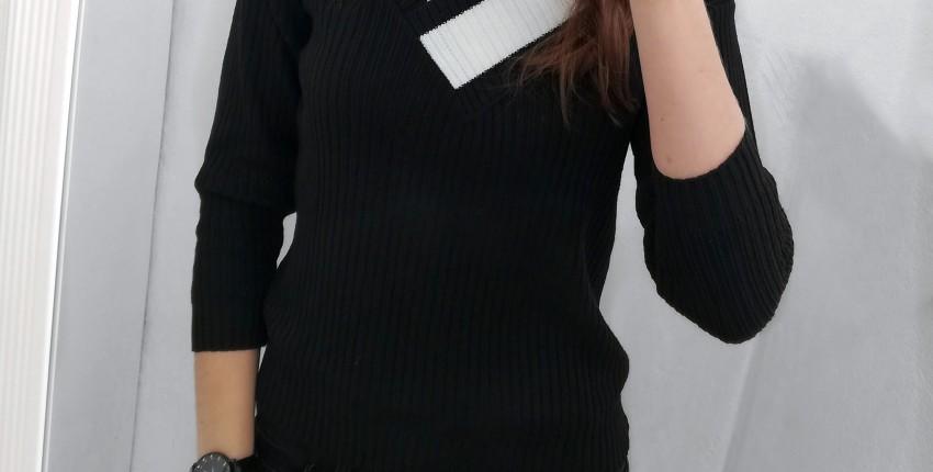 Симпатичный пуловер - отзыв покупателя