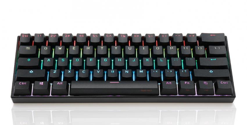 Отличный клавиатуры с Алиэкспресс за 1500 рублей - отзыв покупателя