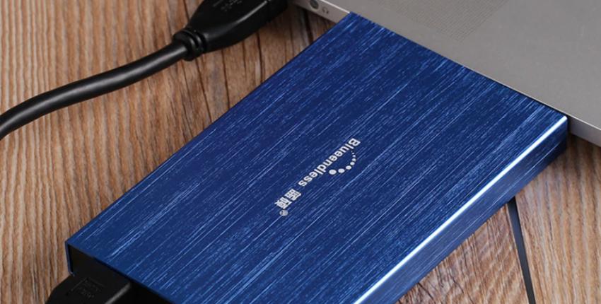 Внешний жесткий диск с Алиэкспресс с отличными скидками
