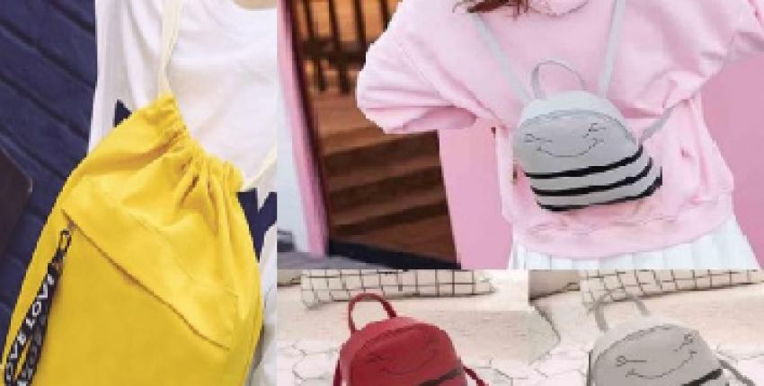 Милые сумочки и рюкзачки