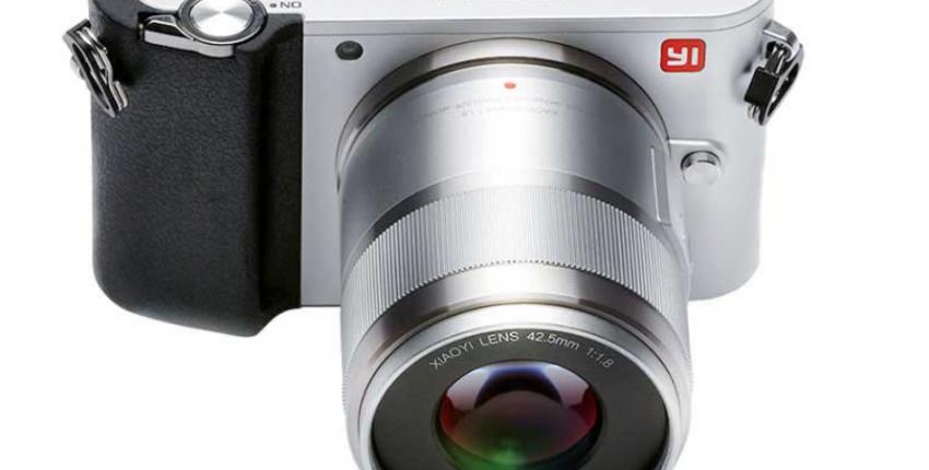 Моя покупка на распродаже: камера YI M1 с Алиэкспресс