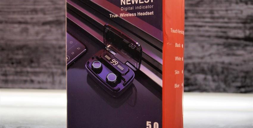 M11 TWS - наушники с сенсорным управлением - отзыв покупателя