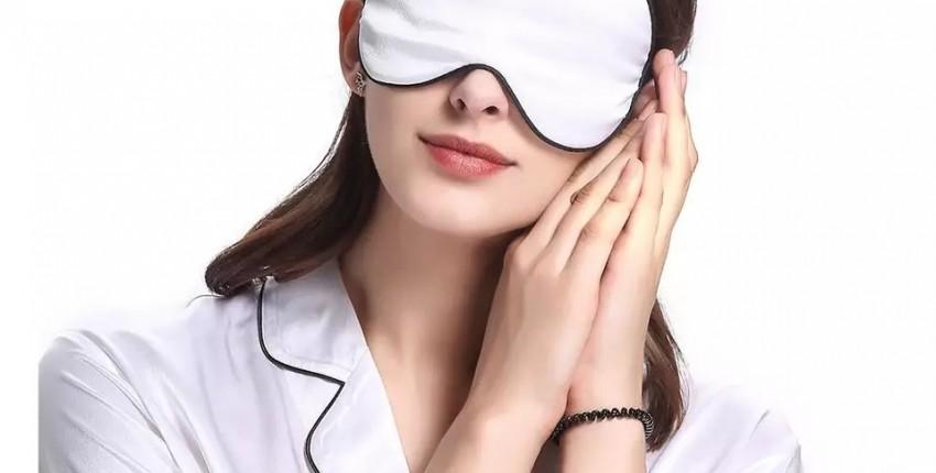 Супер-цена на шёлковую маску для глаз и подборка товаров из натурального шелка с АлиЭкспресс. - отзыв покупателя