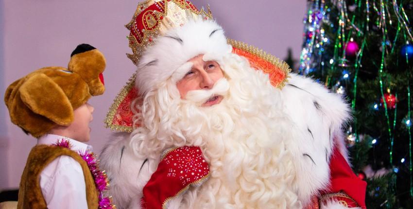 Борода Деда Мороза с Алиэкспресс за 700 рублей - отзыв покупателя