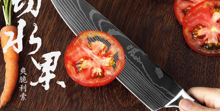 Лучшие ножи с Алиэкспресс от 250 рублей - отзыв покупателя