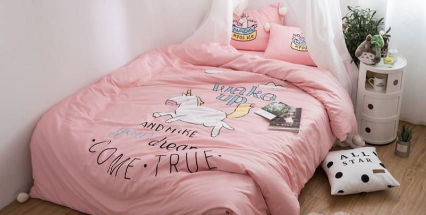 Отличное постельное белье с Алиэкспресс от 1200 рублей - отзыв покупателя