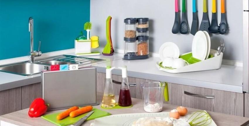 Несколько забавных штучек для вашей кухни - отзыв покупателя
