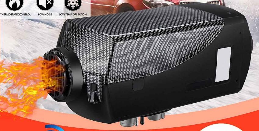 Вебасто Обогреватель 5KW 12/24V дизелей стояночный отопитель с пультом дистанционного управления