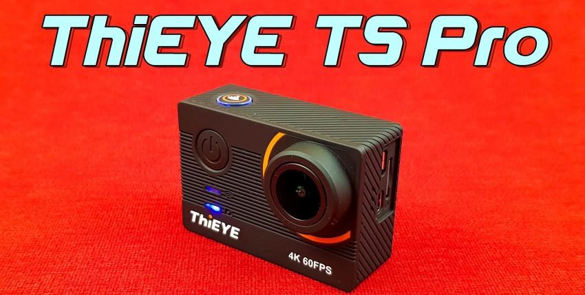 ThiEYE T5 Pro: обзор недорогой экшн камеры с 4K\60 FPS, сенсорным экраном и WiFi - отзыв покупателя