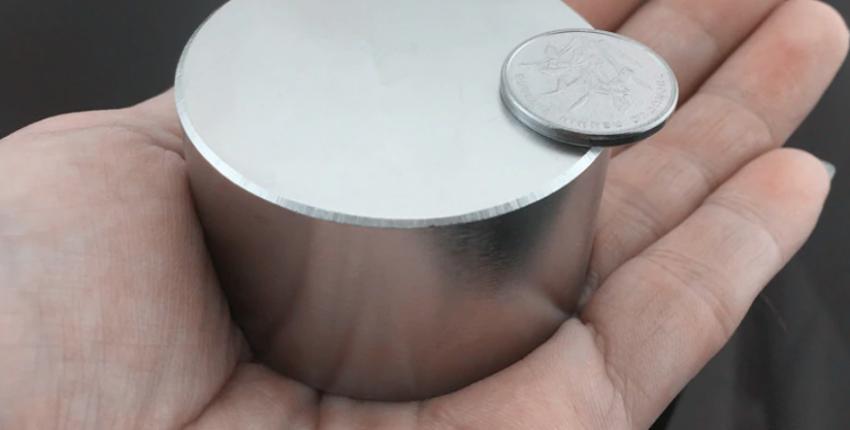 Неодимовый магнит с Алиэкспресс от 400 рублей - отзыв покупателя