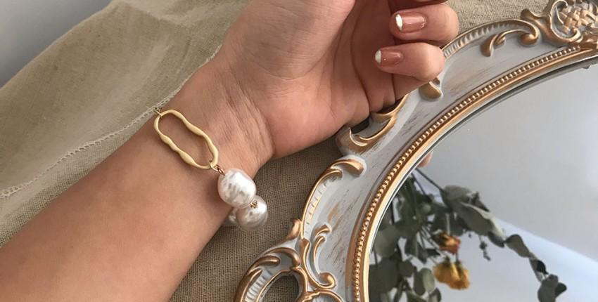 Подборка модных украшений с Алиэкспресс: стильные вещи от 79 рублей - отзыв покупателя