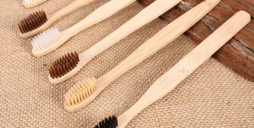 Бамбуковые зубные щетки - отзыв покупателя