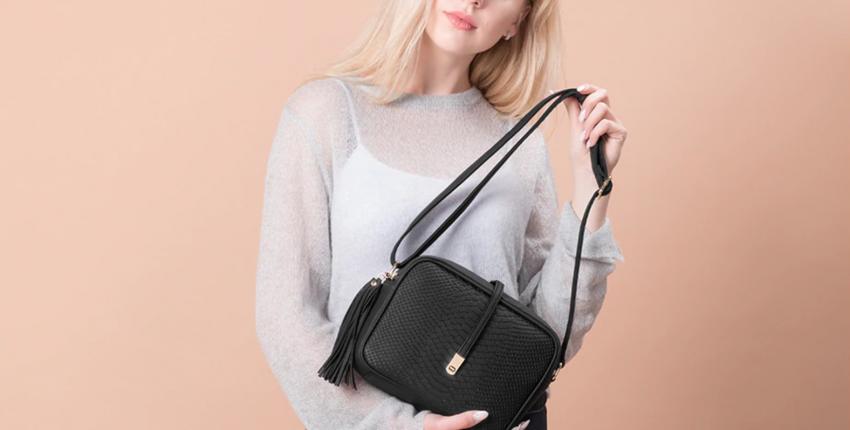 Подборка лучших женских сумочек с Алиэкспресс от 489 рублей