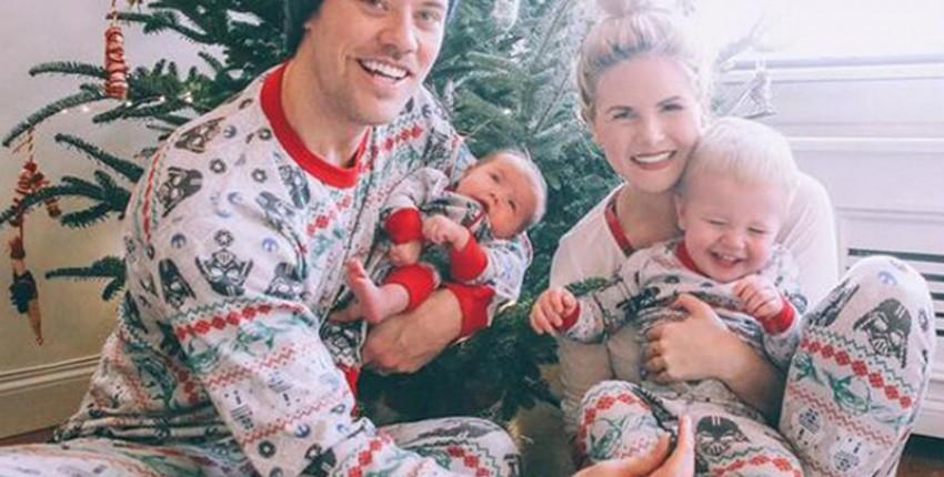 Пижамы для всей семьи