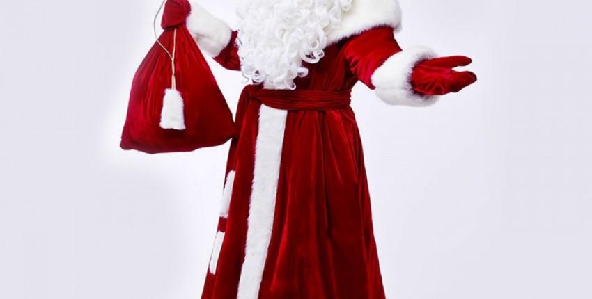 Костюм Деда Мороза и Снегурочки с Алиэкспресс от 748 рублей - отзыв покупателя