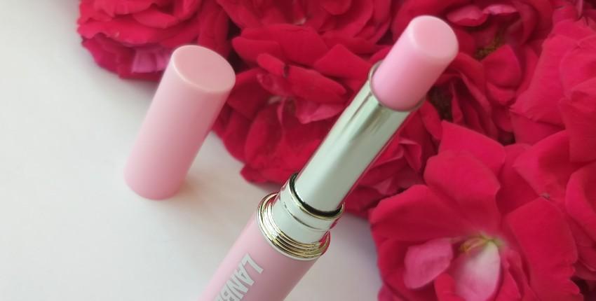 Бальзам для губ с ароматом розы LANBENA